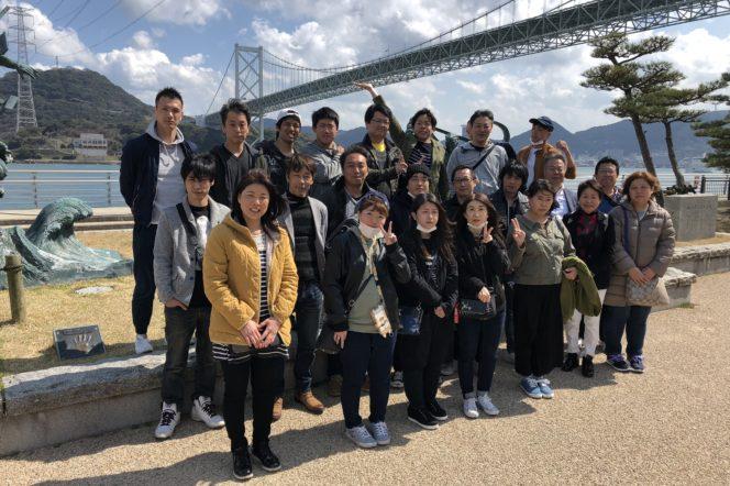 《創業50周年記念》㈱アライ化成 社員慰安旅行に行って参りましたのアイキャッチ画像